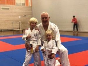 QualityPortal is trotse sponsor van Judoteam Erik Verlaan Sport onder de 12.